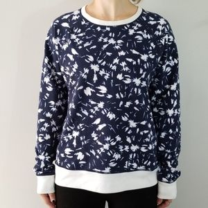 Lucy | long sleeve athletic top -sz L/XL-